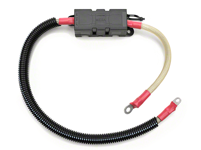 PA Performance Premium Power Wire Kit (79-85 All)