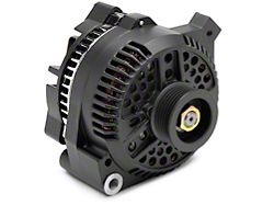 PA Performance Alternator - 130 Amp Flat Black (87-93 5.0L)