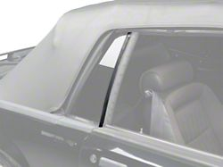 OPR Quarter Window Vertical Weatherstrip Kit (83-93 Convertible)