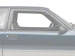 OPR Outer Door Belt Weatherstrip Kit (87-93 Coupe, Hatchback)