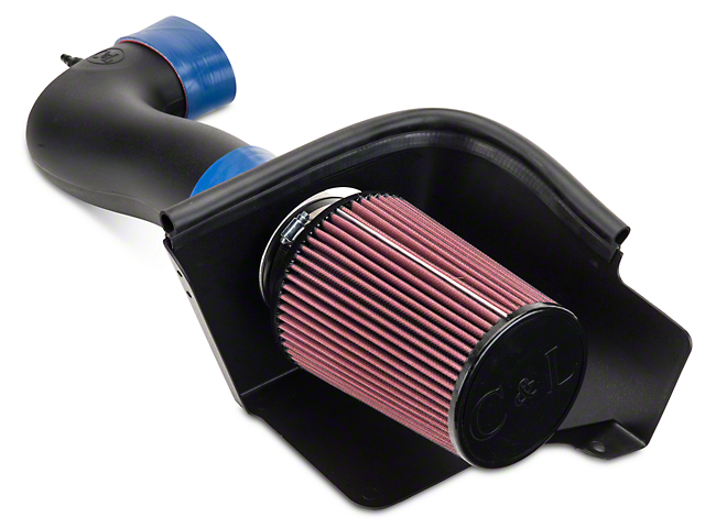 C&L Racer Cold Air Intake with 95mm MAF (05-09 GT)