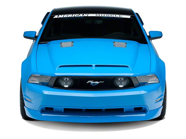 SpeedForm Venom Hood - Unpainted (10-12 GT, V6)