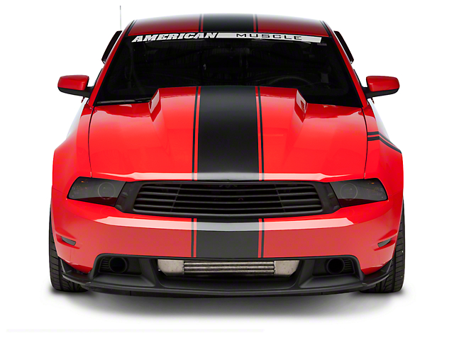 SpeedForm 3 in. Cowl Hood - Unpainted (10-12 GT, V6)