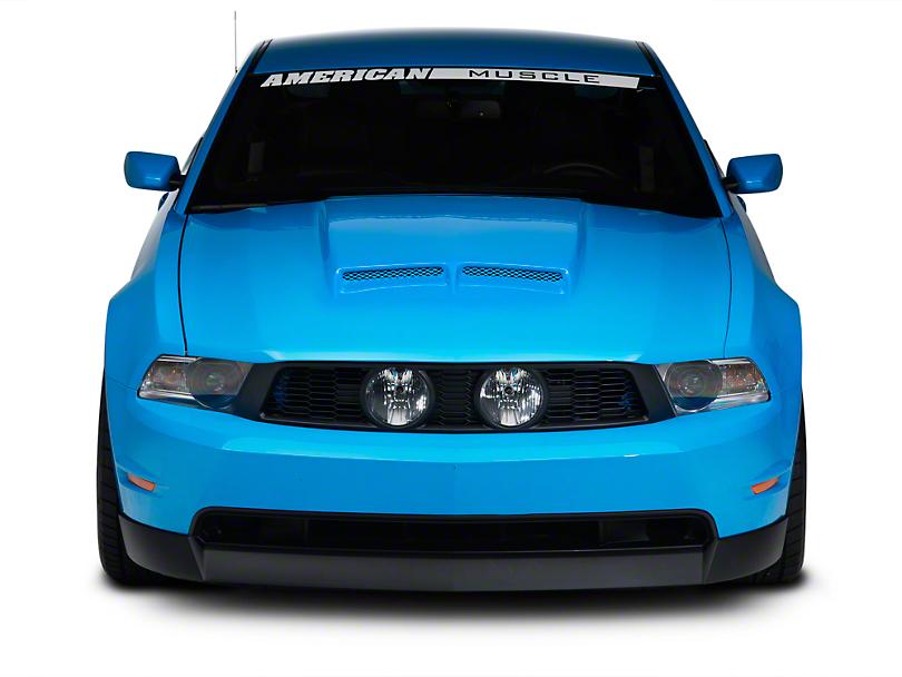 SpeedForm SH-GT Hood - Unpainted (10-12 GT, V6)