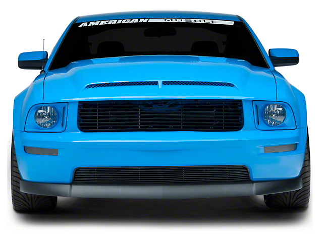 SpeedForm GTS-4 Hood; Unpainted (05-09 GT, V6)