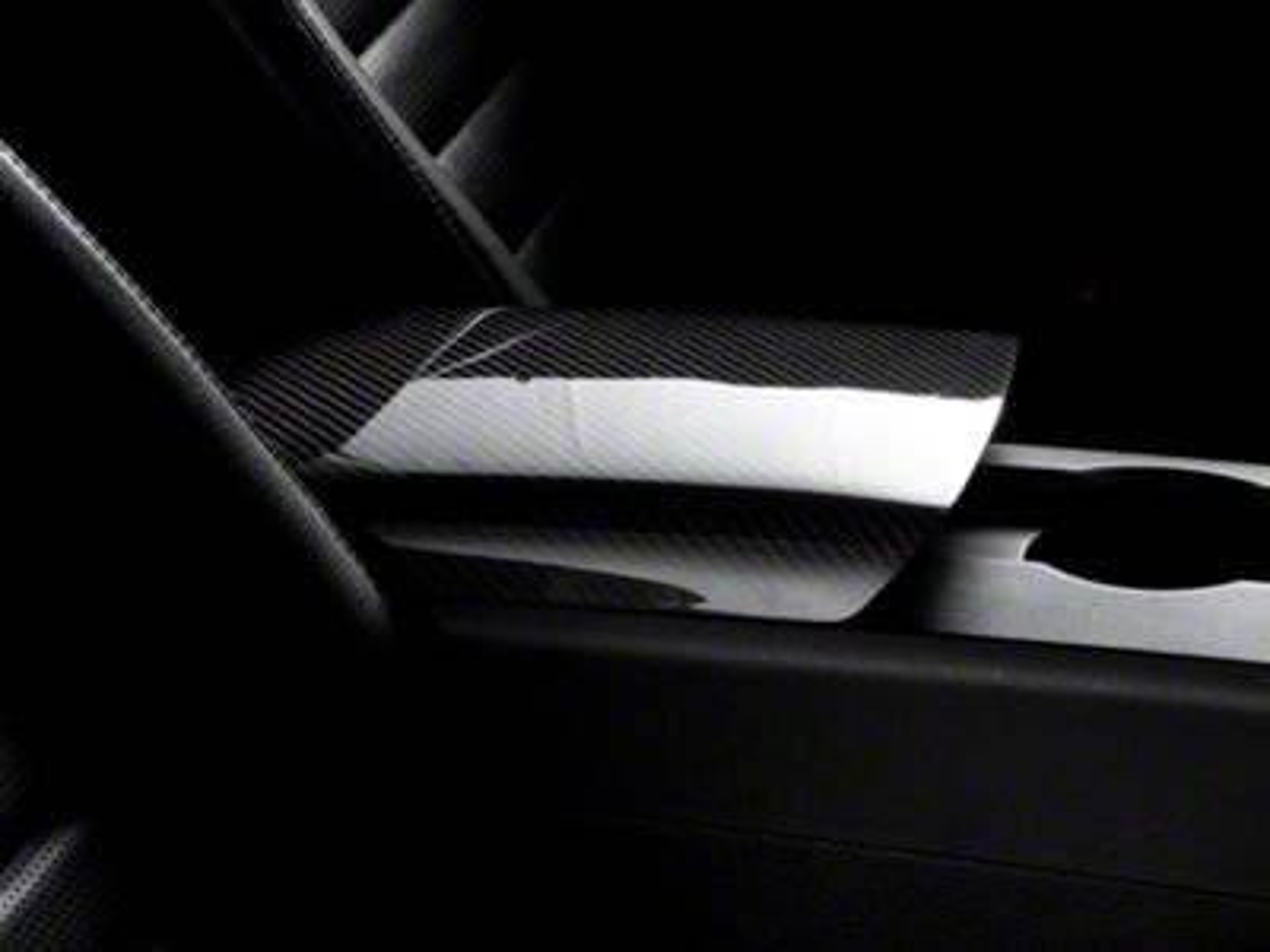 SpeedForm Carbon Fiber Arm Rest Cover (05-09 All)