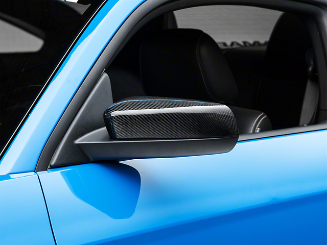 SpeedForm Carbon Fiber Mirror Covers (10-14 All)
