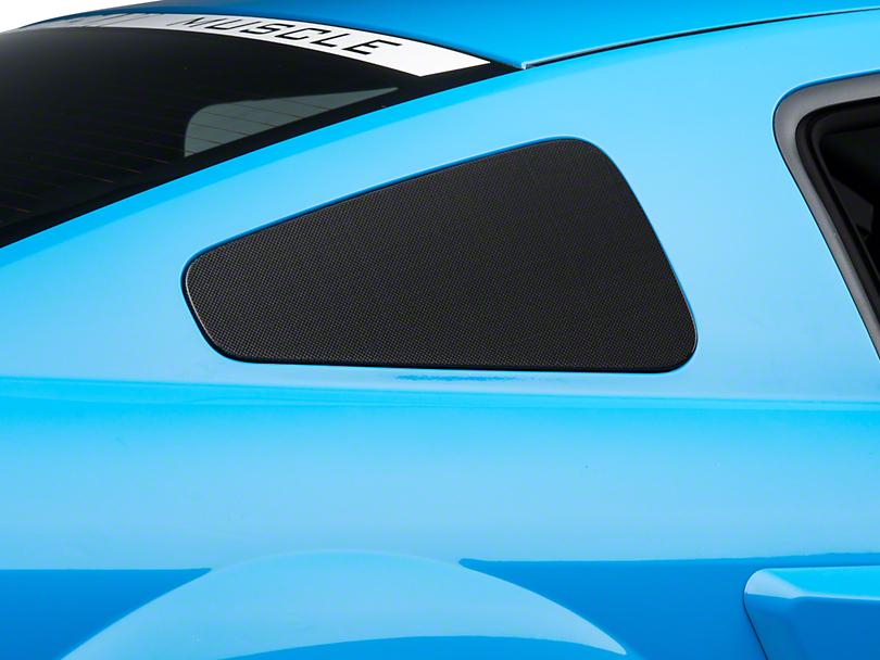 SpeedForm Carbon Fiber Window Covers (05-09 All)