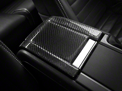 SpeedForm Carbon Fiber Arm Rest Cover & Extension (10-14 All)