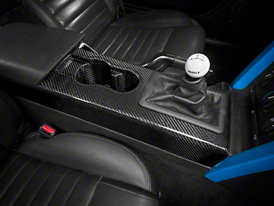 SpeedForm Carbon Fiber Center Console (05-09 All)