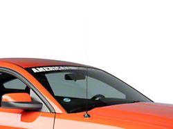 SpeedForm Fixed Black Antenna; 14-Inch (79-09 All)