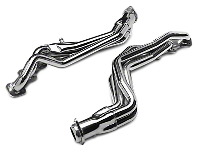 BBK Mustang 1-5/8 in. Chrome Shorty Headers 4008 (99-04 V6