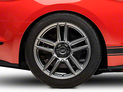 Laguna Seca Style Charcoal Wheel - 19x10 (15-17 All)