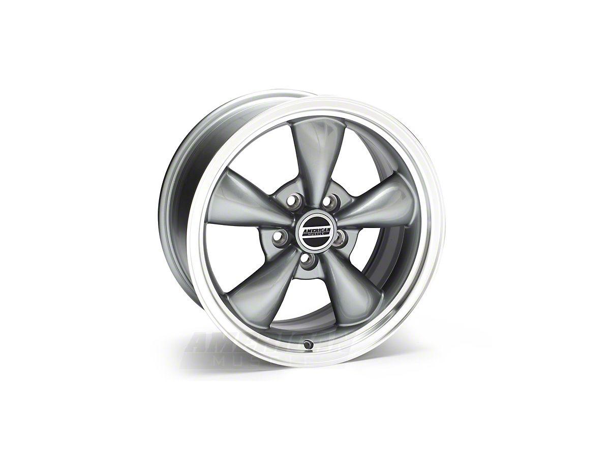 Bullitt Anthracite Wheel & Sumitomo Tire Kit - 17x8 (05-10 GT