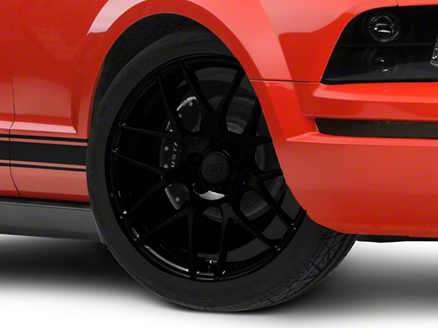 AMR Black Wheel; 20x8.5 (05-09 All)