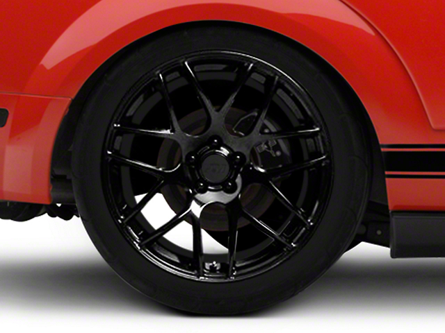 AMR Black Wheel - 20x10 (05-14 All)