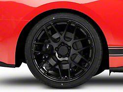 Add AMR Black Wheel - 20x10 (15-17 All)