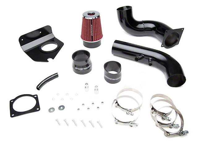 SR Performance Cold Air Intake, 75mm Throttle Body & Intake Plenum (96-04 GT)