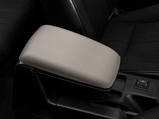 OPR Center Console Arm Rest Kit - Titanium Gray (90-92 All)