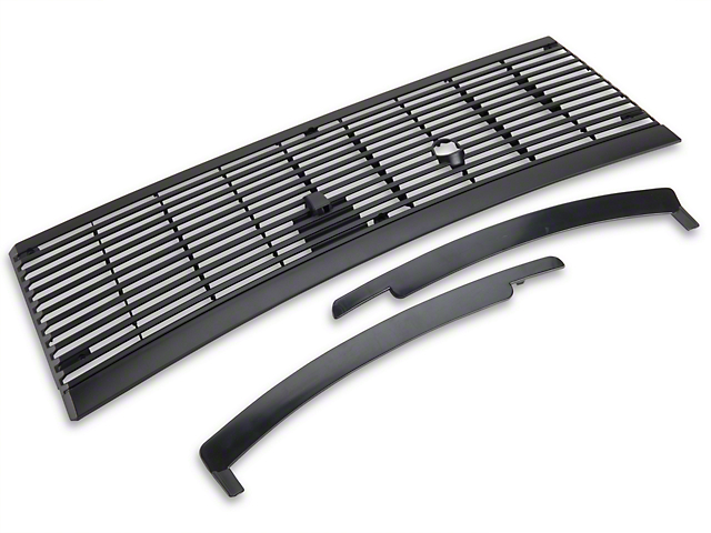 OPR Cowl Vent Grille and Lower Windshield Trim Kit (83-93 All)