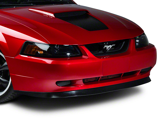 SpeedForm Mach 1 Grille Delete and Chin Spoiler Kit (99-04 GT, V6)