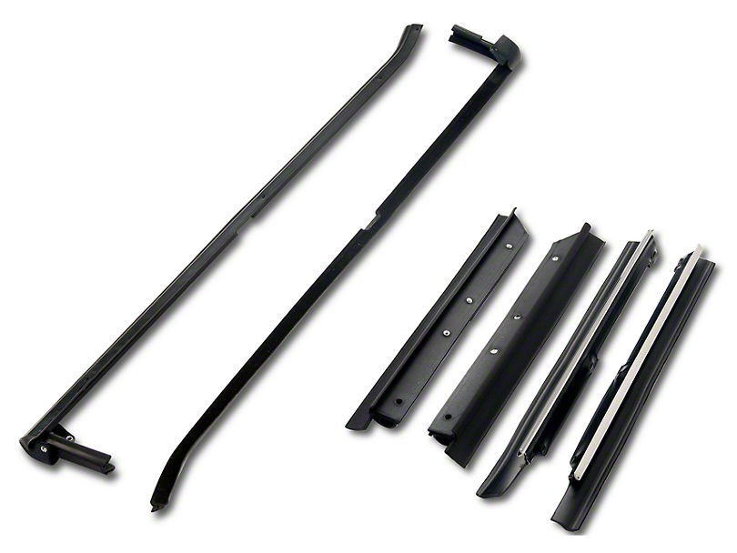 OPR Outer Door And Quarter Window Belt Weatherstrip Kit (87-93 Convertible)