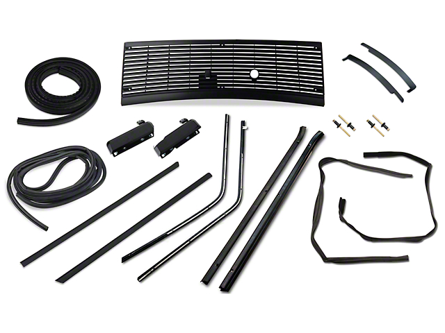 OPR Exterior Restoration Kit (87-93 Coupe)