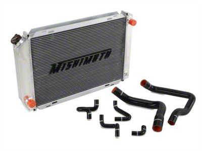 Mishimoto Radiator and Silicone Hose Kit (86-93 5.0L w/ Manual Transmission)
