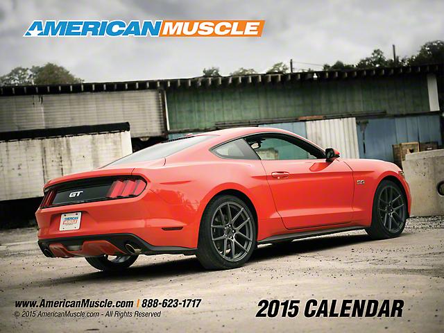 AM 2015 Calendar