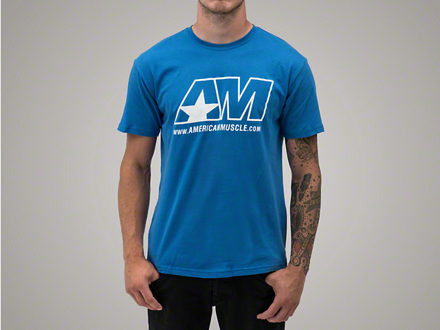 AmericanMuscle Icon T-Shirt - Men (Promo)