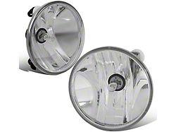 OE Style Fog Lights; Clear (14-15 Sierra 1500)