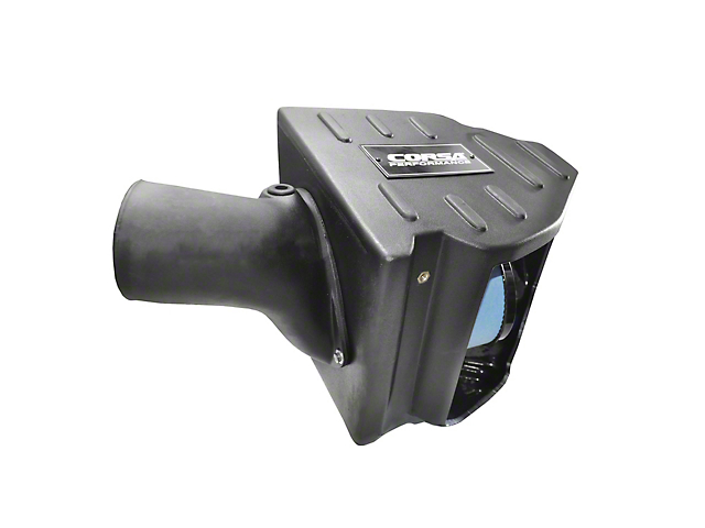 Corsa Closed Box Cold Air Intake with Donaldson PowerCore Dry Filter (11-20 6.4L HEMI)