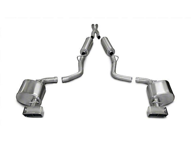 Corsa Xtreme Cat-Back Exhaust w/ Polished Tips (09-10 5.7L HEMI)