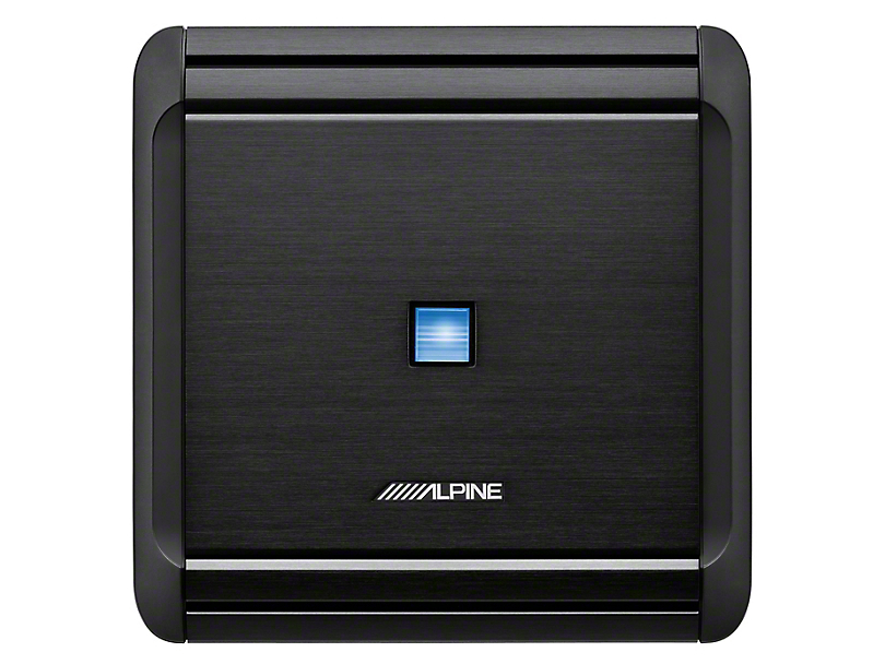 Alpine 4/3/2 Channel V-Power Digital Amplifier - 50W x 4 (Universal Fitment)