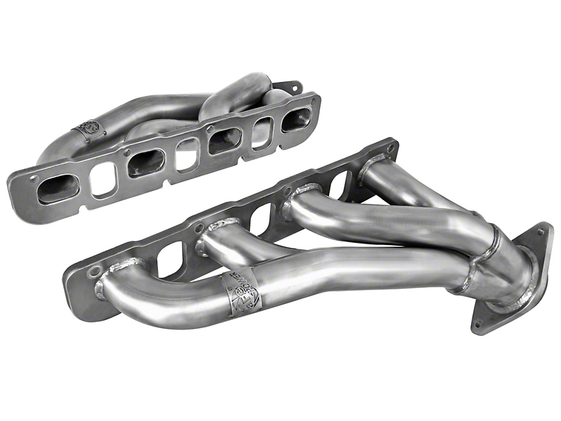 AFE 1-3/4 in. Twisted Steel Shorty Headers (08-15 6.1L HEMI, 6.4L HEMI)