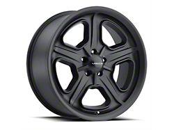 Vision Wheel 147 Daytona Satin Black Wheel; 20x8.5 (08-21 All, Excluding AWD)