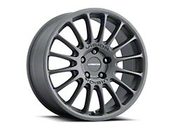 Vision Wheel 477 Monaco Satin Black Wheel; 20x8.5 (08-21 All, Excluding Demon & Hellcat)