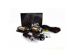 10000K HID Headlight Conversion Kit; 9006 (15-16 All)