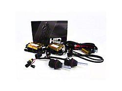 3000K HID Headlight Conversion Kit; H13 (09-14 All)
