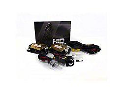5000K HID Headlight Conversion Kit; 9006 (15-16 All)