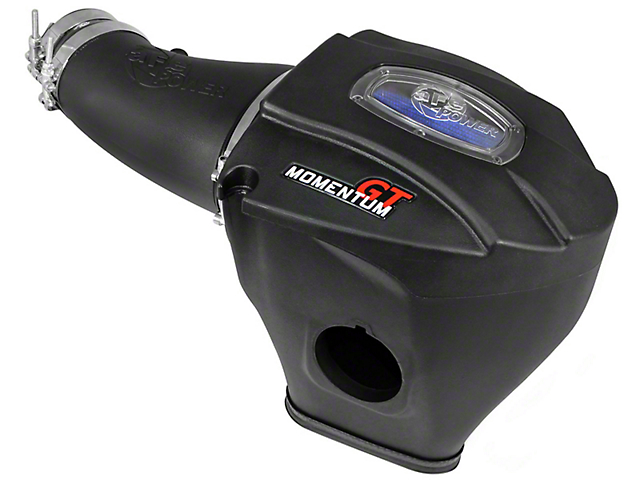 AFE Momentum GT Cold Air Intake with Pro 5R Oiled Filter; Black (11-20 6.4L HEMI)