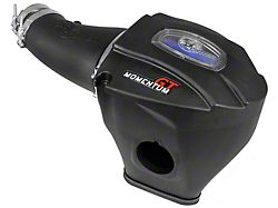 AFE Momentum GT Cold Air Intake with Pro 5R Oiled Filter; Black (11-21 6.4L HEMI w/o Shaker Hood)