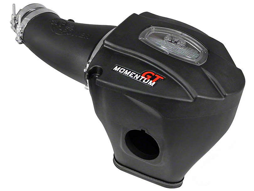 AFE Momentum GT Cold Air Intake w/ Pro DRY S Filter - Black (11-20 6.4L HEMI)