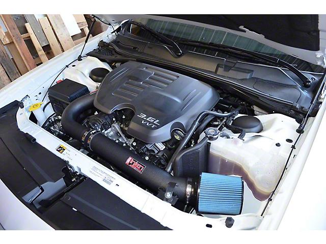 Injen Power-Flow Cold Air Intake - Wrinkle Black (11-20 3.6L)