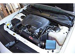 Injen Power-Flow Cold Air Intake; Wrinkle Black (11-20 3.6L)