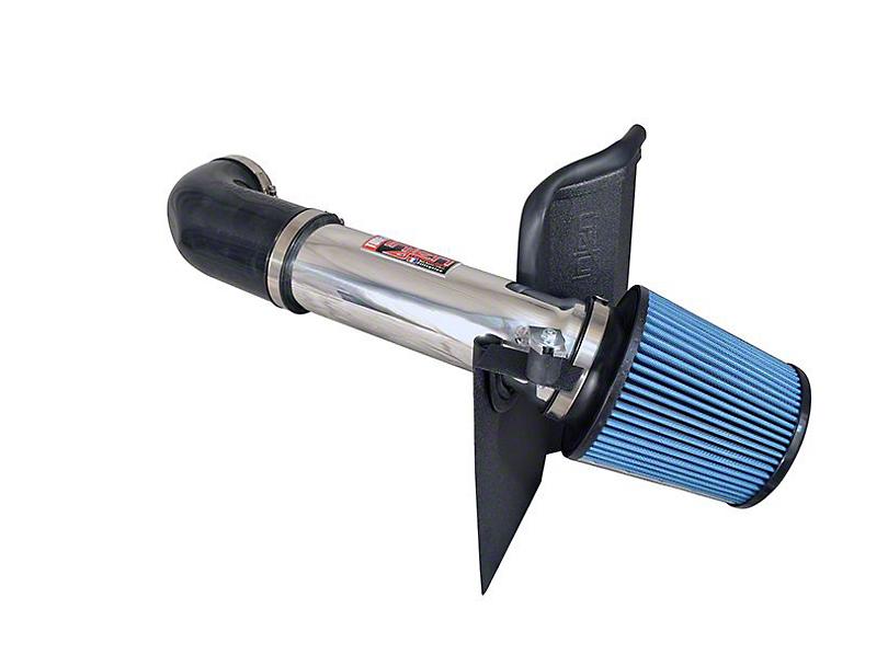 Injen Power-Flow Cold Air Intake w/ Heat Shield - Polished (09-19 5.7L HEMI)