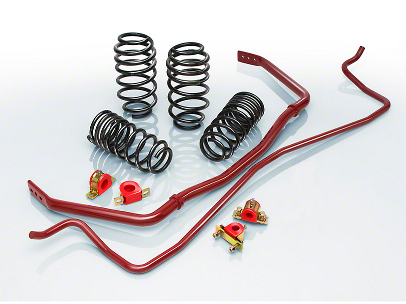 Eibach Pro-Plus Suspension Kit (08-10 All; 11-20 V6)