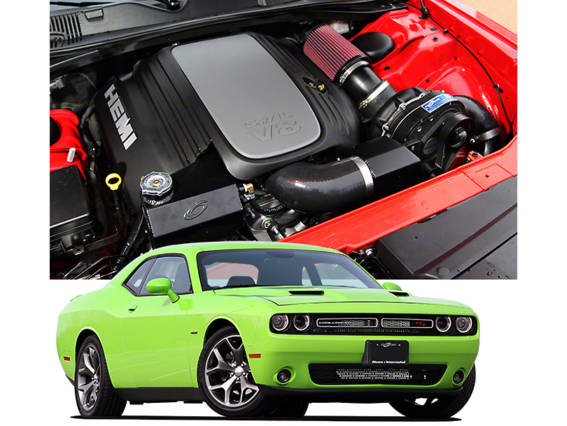 Procharger High Output Intercooled Supercharger Kit (15-18 5.7L HEMI)