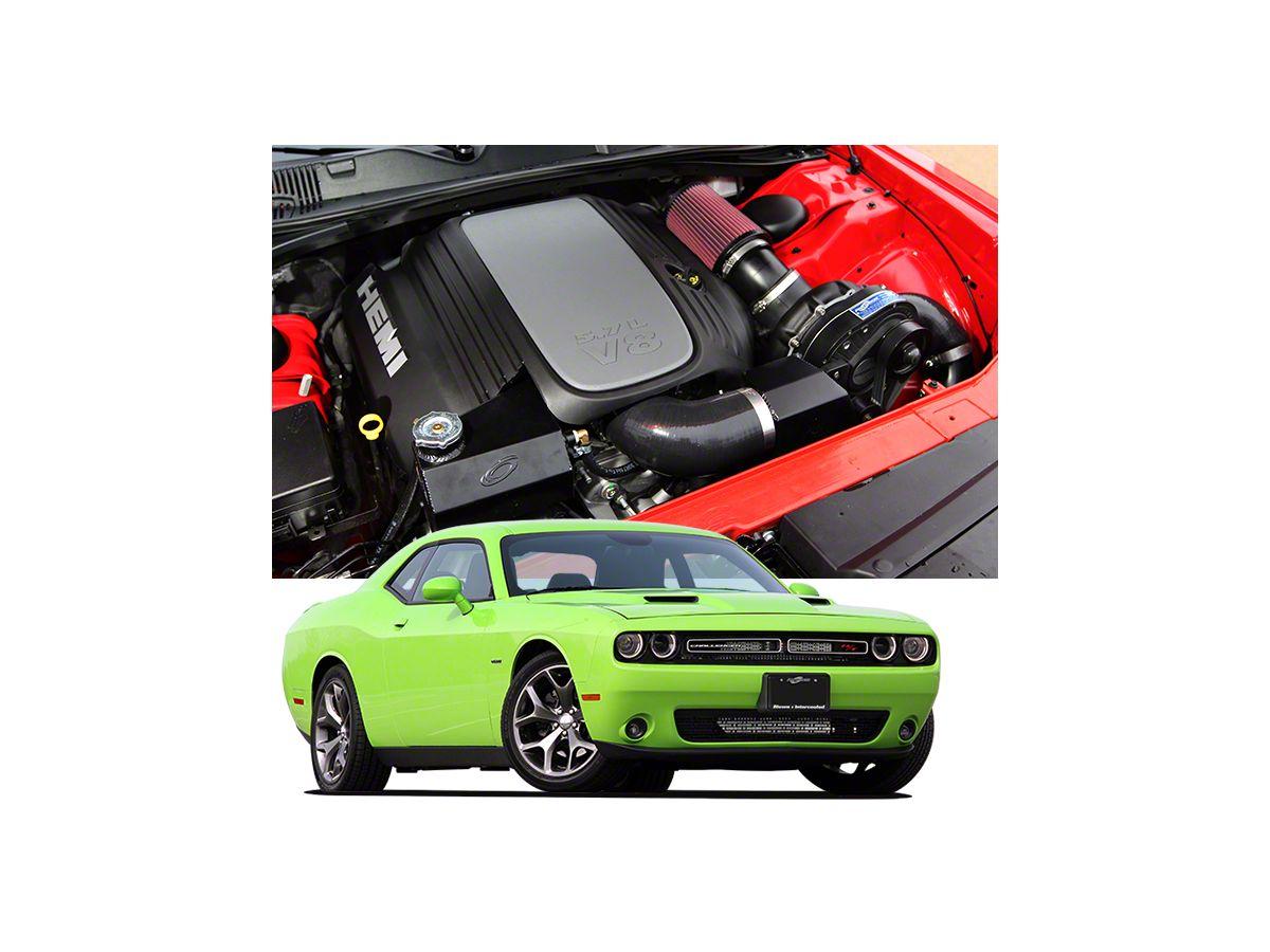 Procharger High Output Intercooled Supercharger Kit (15-18 5 7L HEMI)