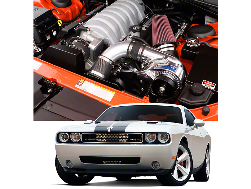 Procharger High Output Intercooled Supercharger Kit (08-10 6.1L HEMI)